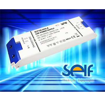 Transonics PLC introduces the new LED driver range from SELF Electronics