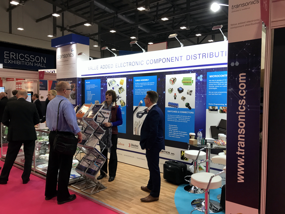 EDS Stand 2